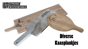 kaasplank van steigerhout