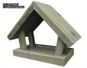 vogelhuisje van steigerhout